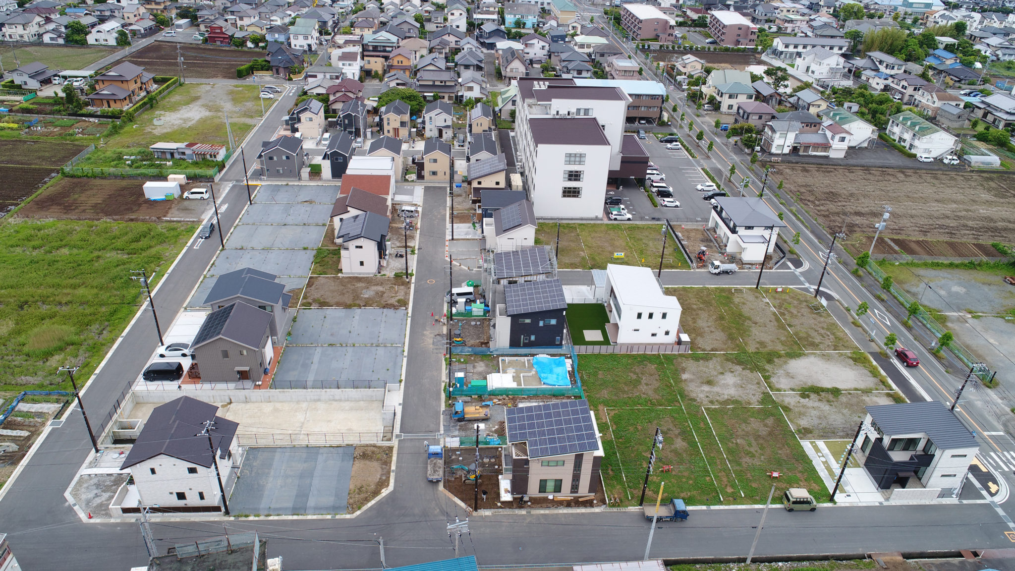 ヨシコンの分譲地「エンブルタウン」のポイント#1